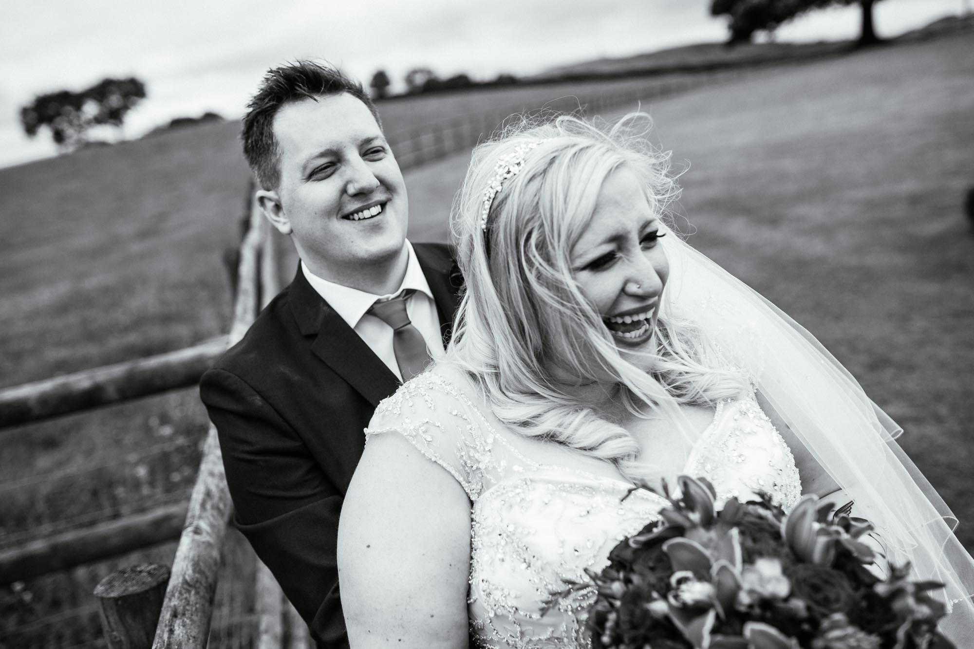 Alternative Wedding Photographer Heaton House Farm