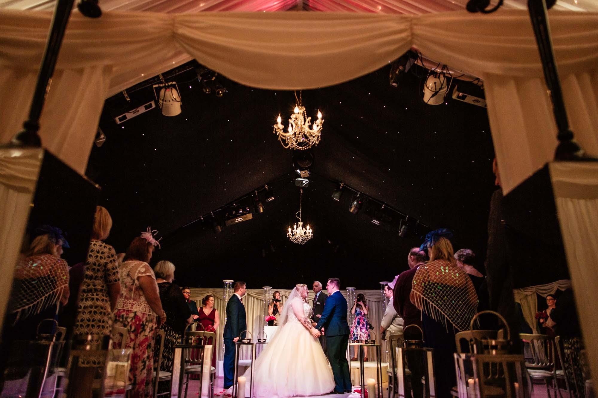 Heaton House Farm Wedding Ceremonies
