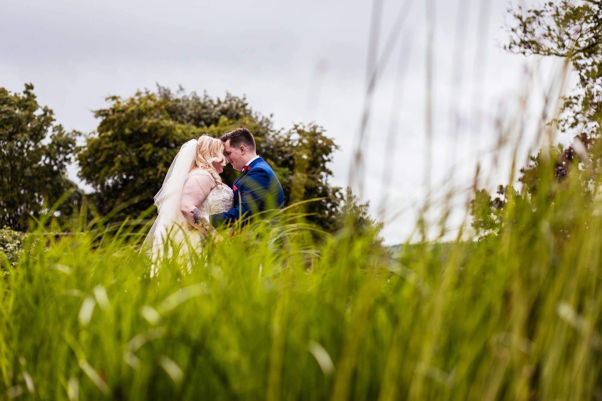 Heaton House Farm Wedding Receptions
