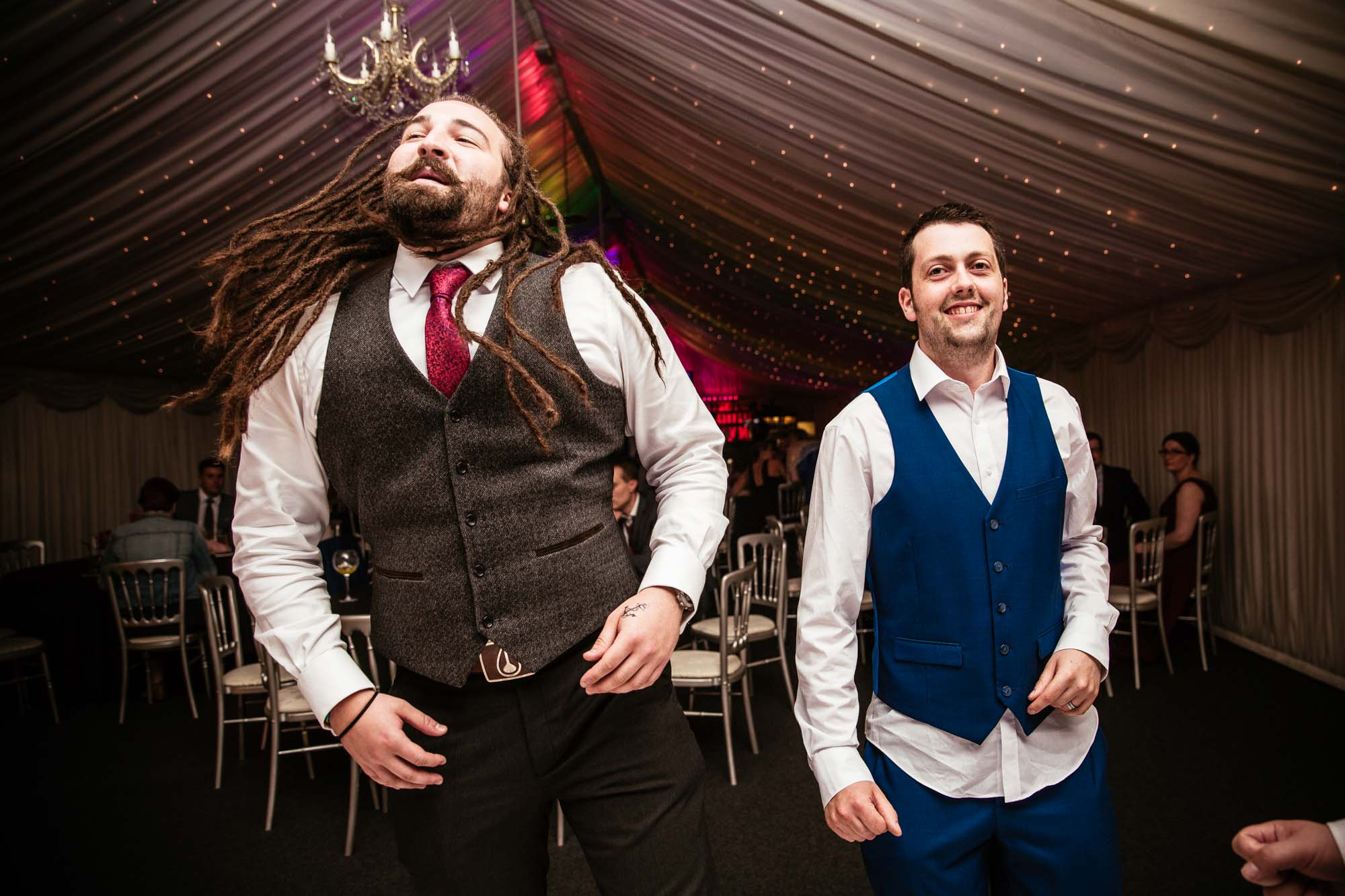 Wedding Receptions Heaton House