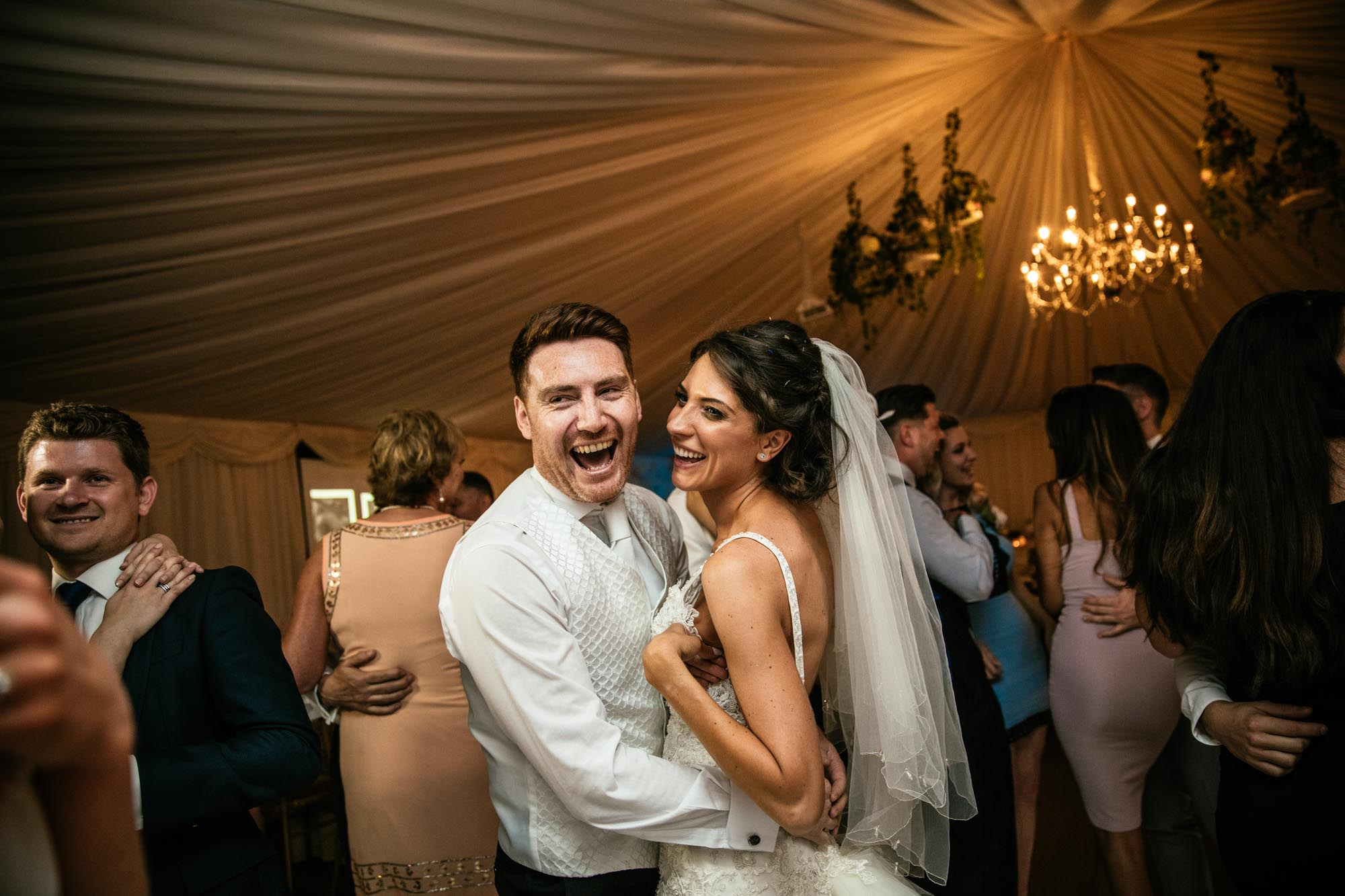 Contemporary Wedding Photographer Crow Hill Country House