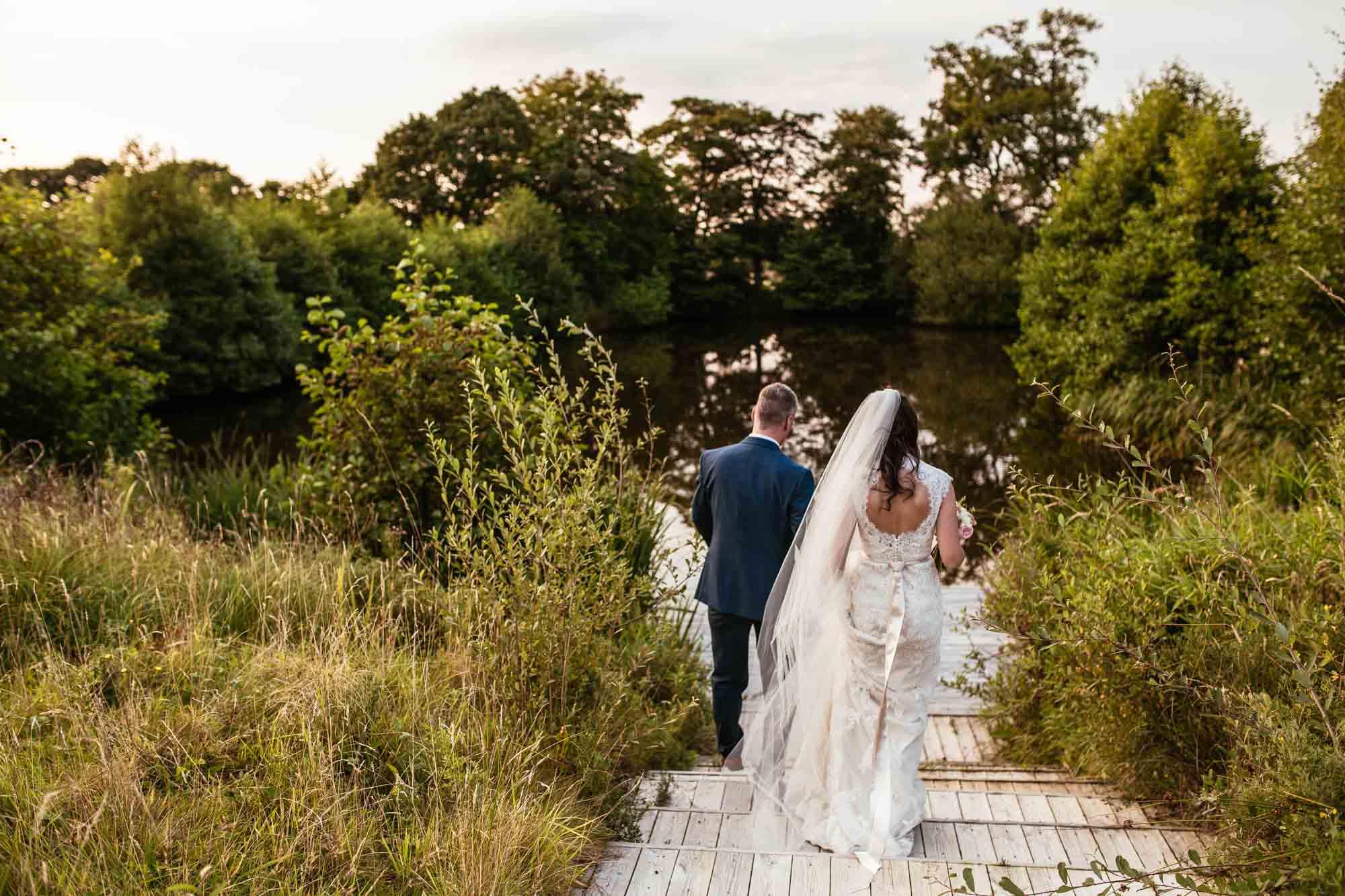 Creative Wedding Photography Styal Lodge