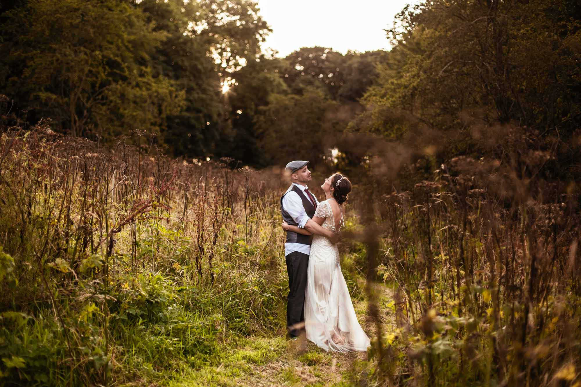 Alternative Wedding Photography Hargate Hall