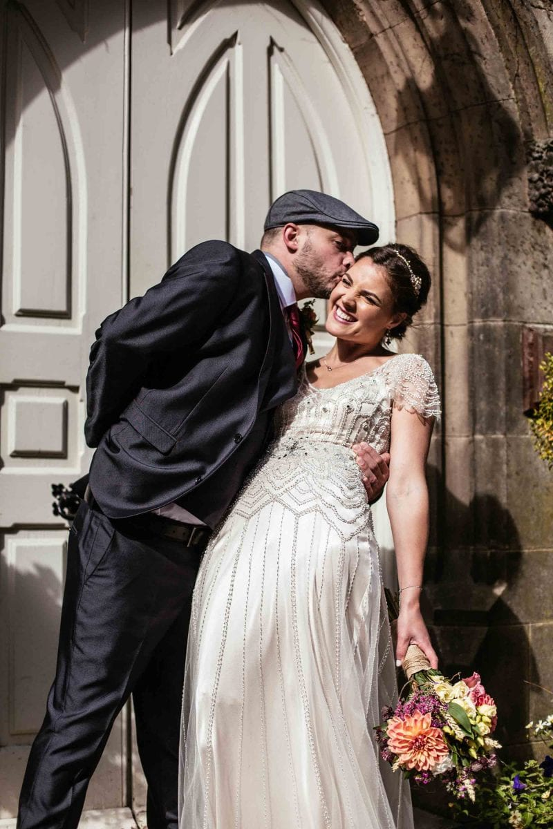 Creative Wedding Photographer Hargate Hall