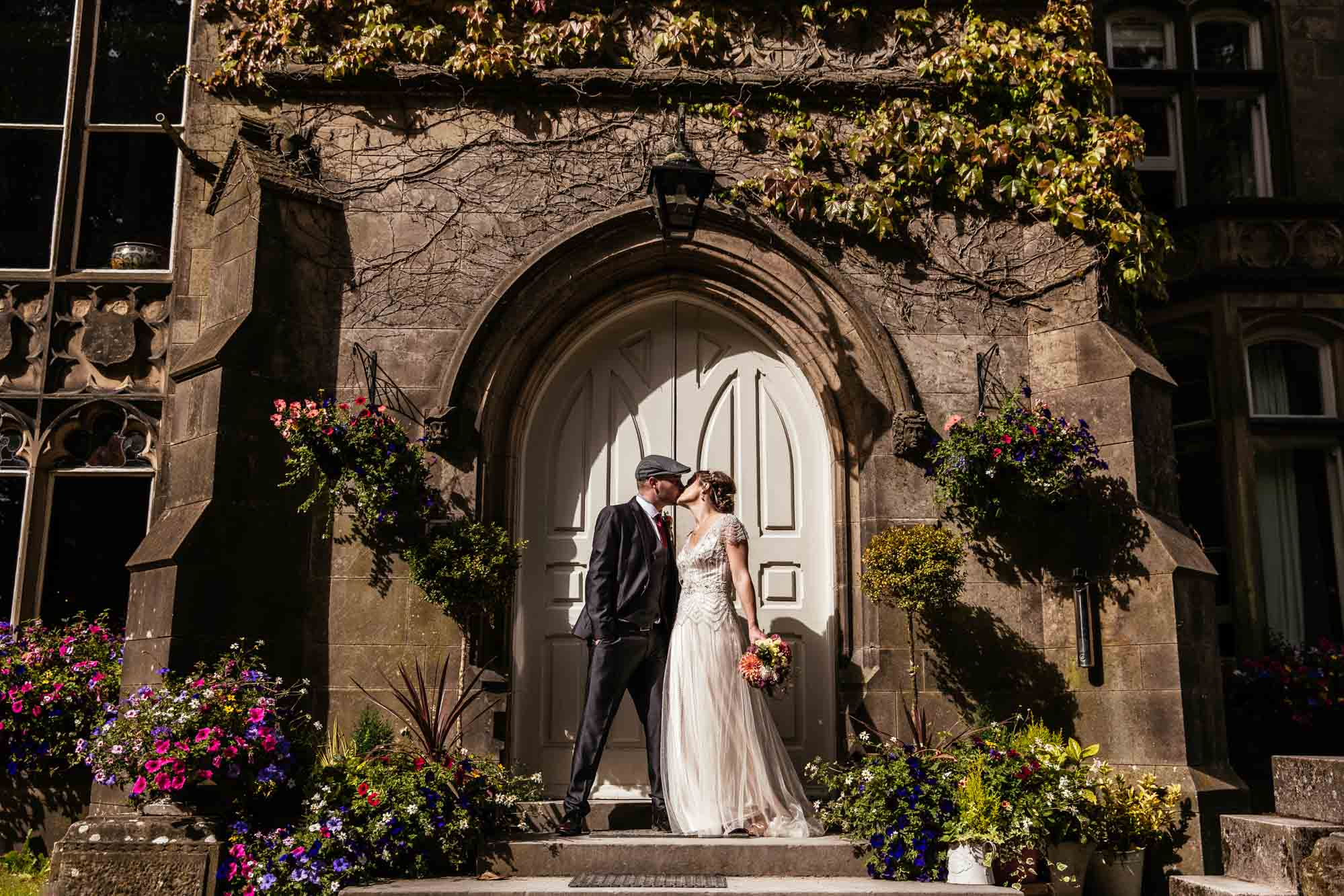 Creative Wedding Photography Hargate Hall