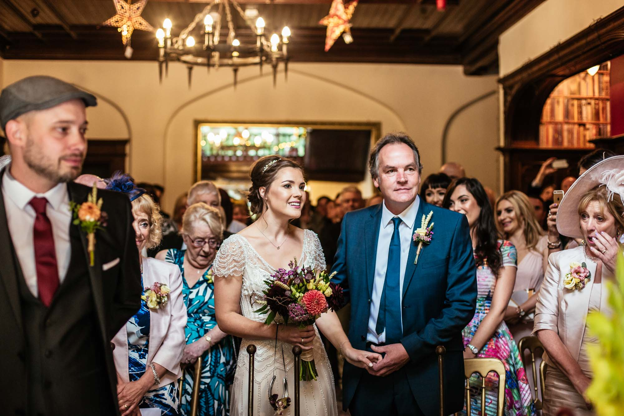 Hargate Hall Wedding Ceremonies