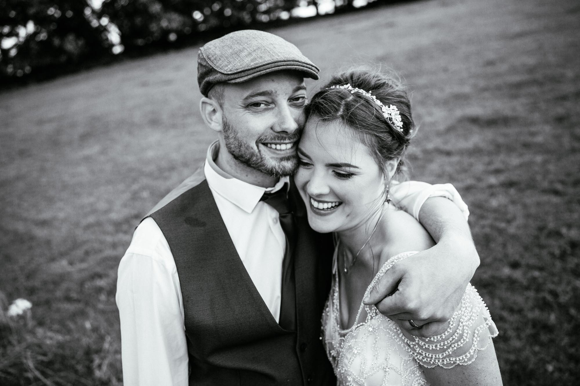 Quirky Wedding Photos Hargate Hall