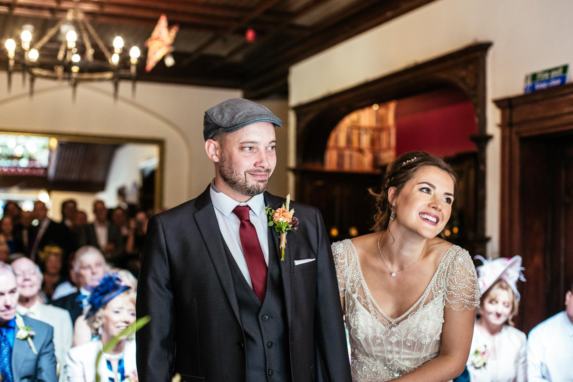 Wedding Hargate Hall Peak District