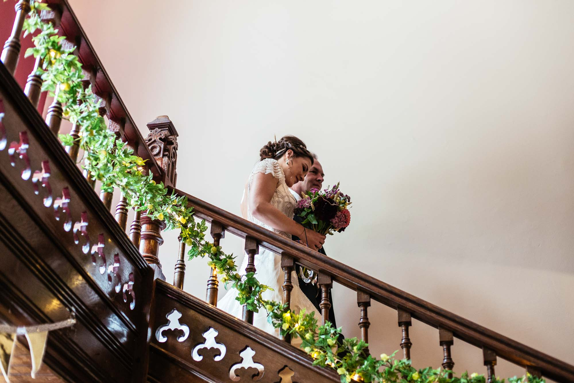 Wedding Photographs Hargate Hall