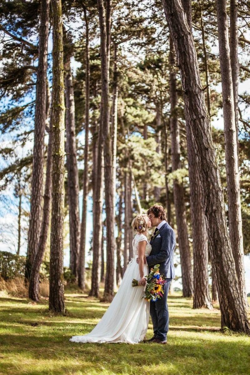Alternative Barn Wedding Photographer
