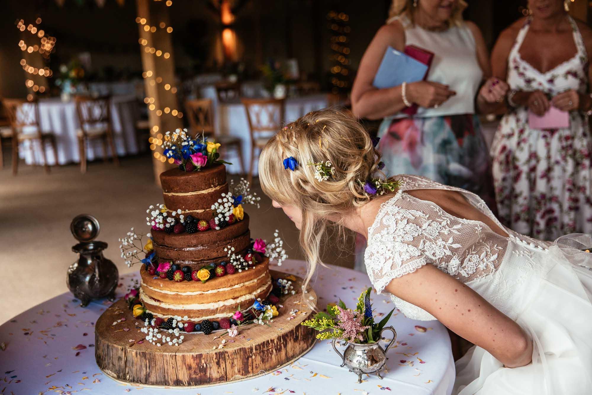 Colourful Alternative Wedding Photographer
