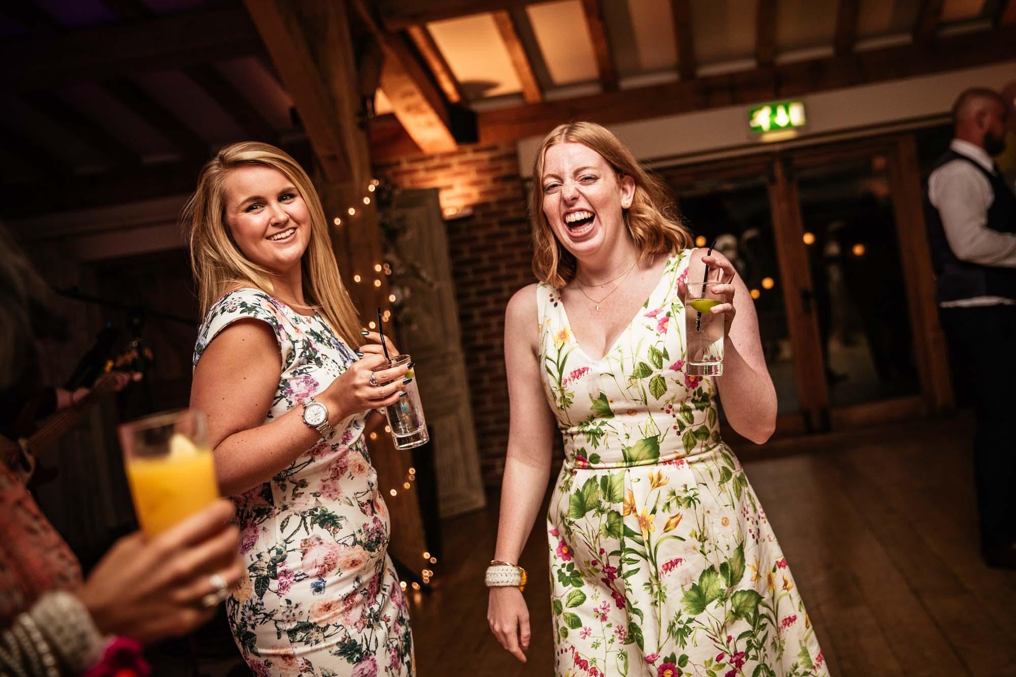 Colourful Fun Wedding Photos
