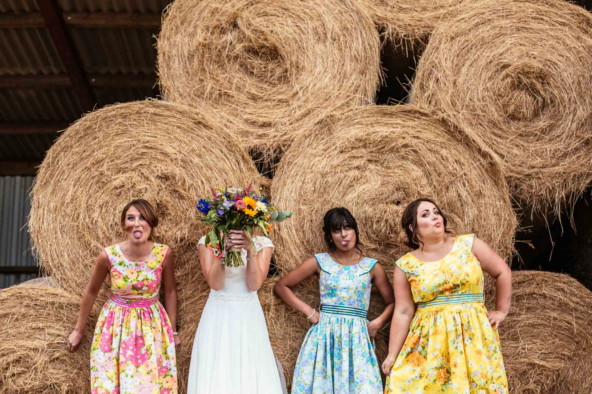 Vintage Barn Wedding Photographer