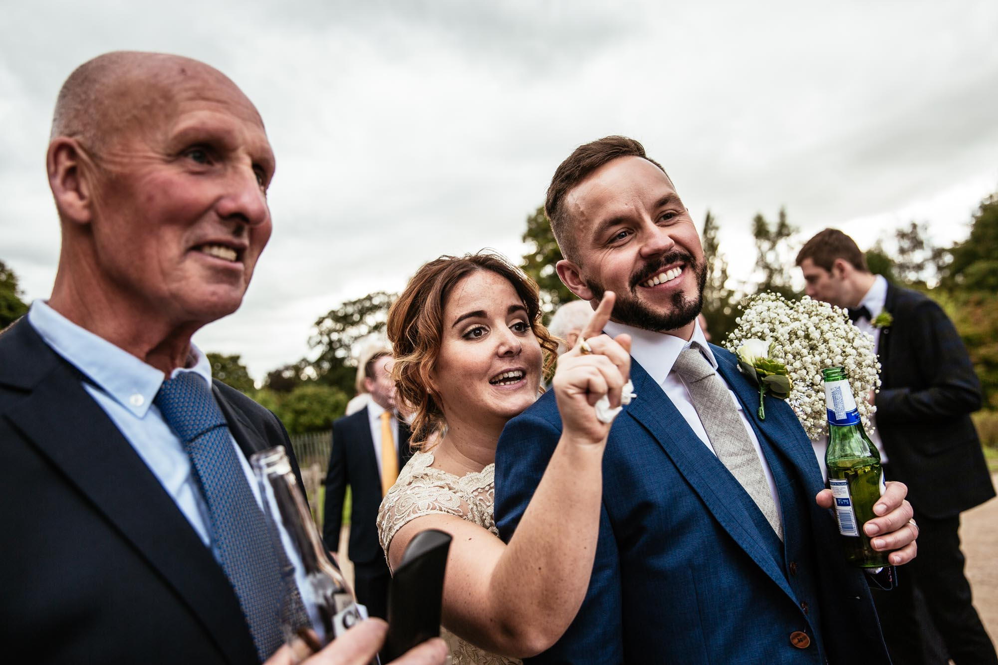 Palm House Sefton Park Wedding Receptions
