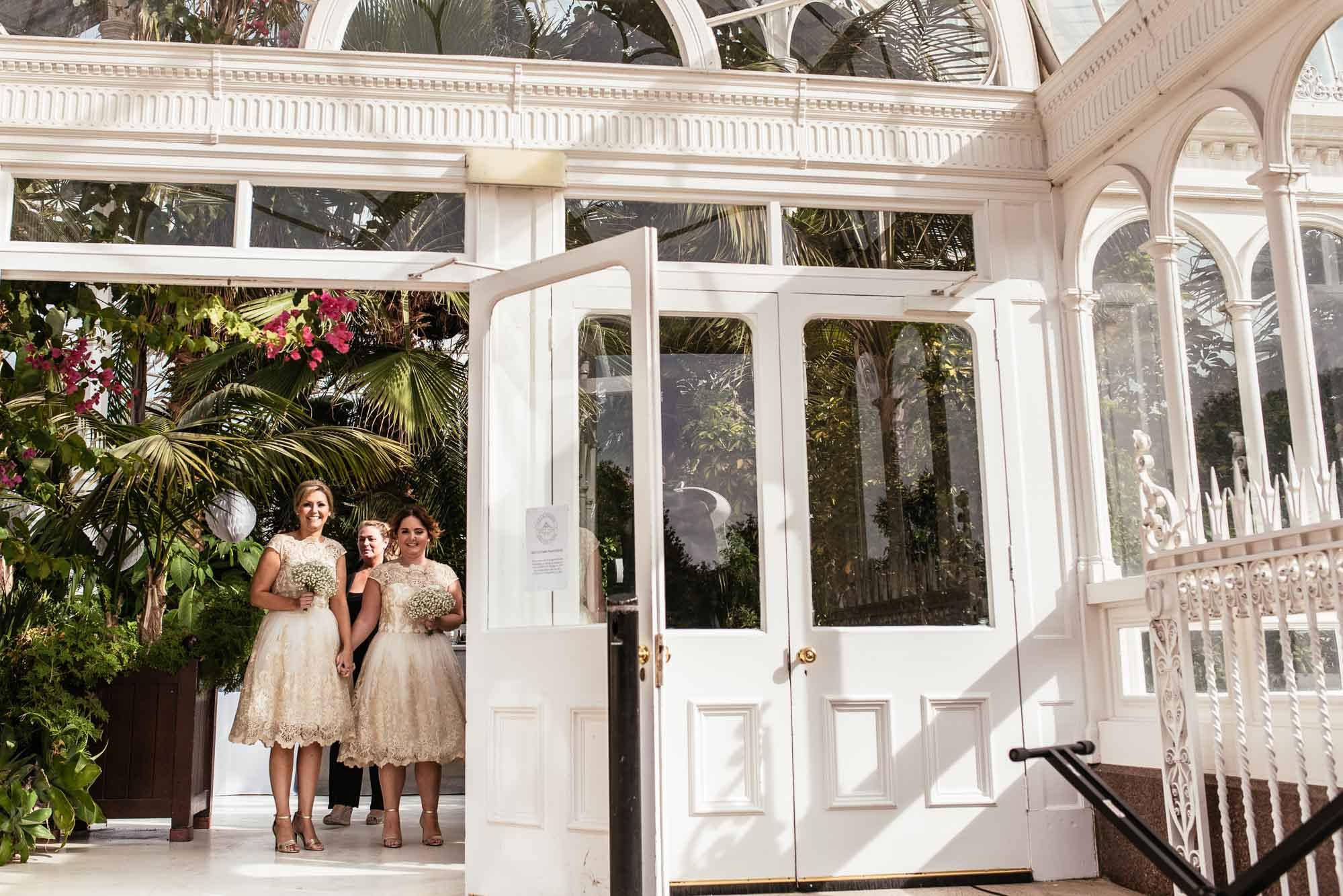 Sefton Park Palm House Weddings