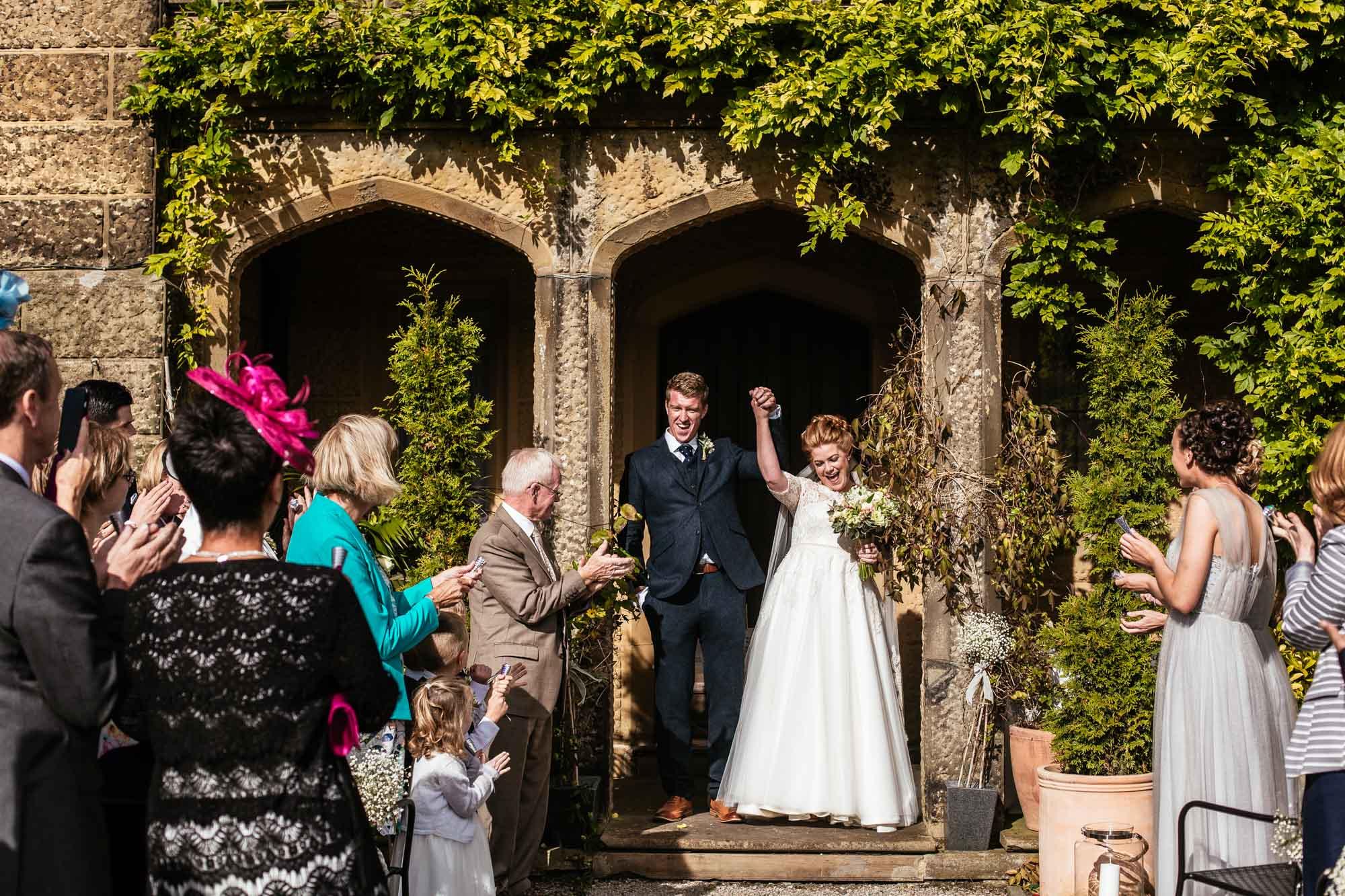 Cressbrook Hall Wedding Cremony Photos