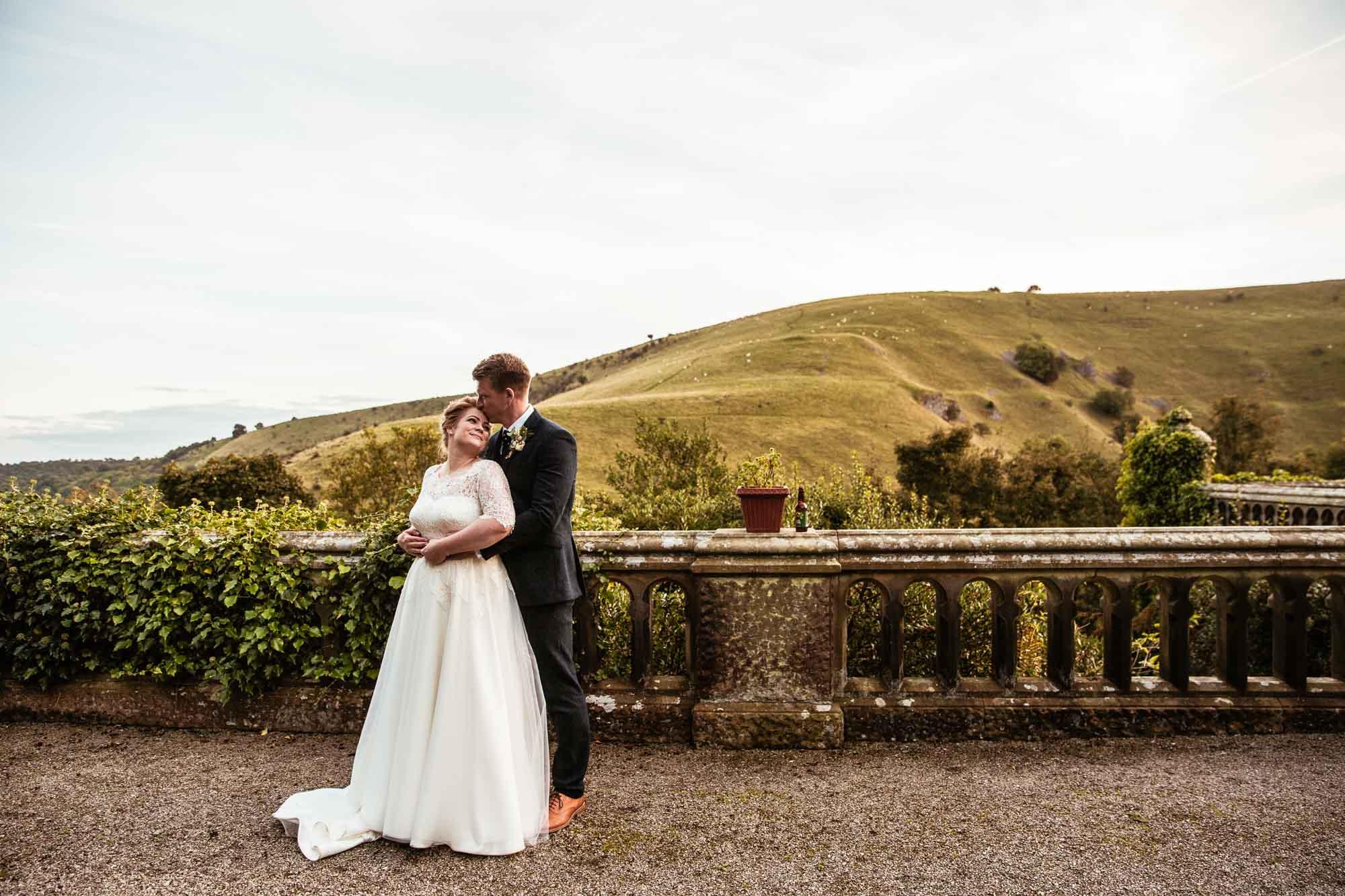 Cressbrook Hall Wedding Photos