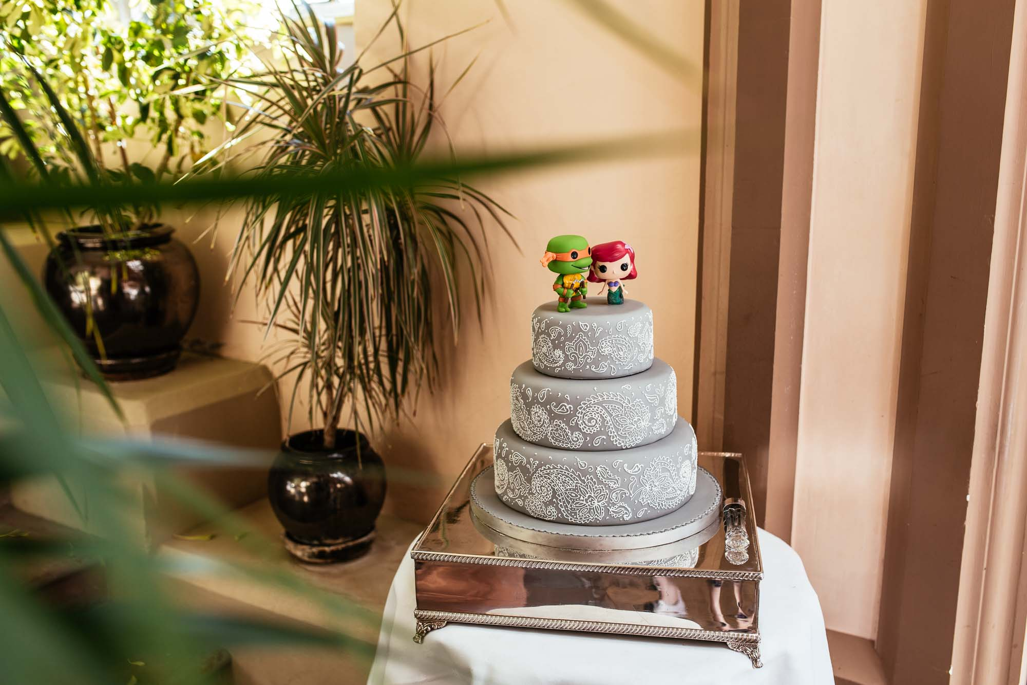 Cressbrook Hall Wedding Reception