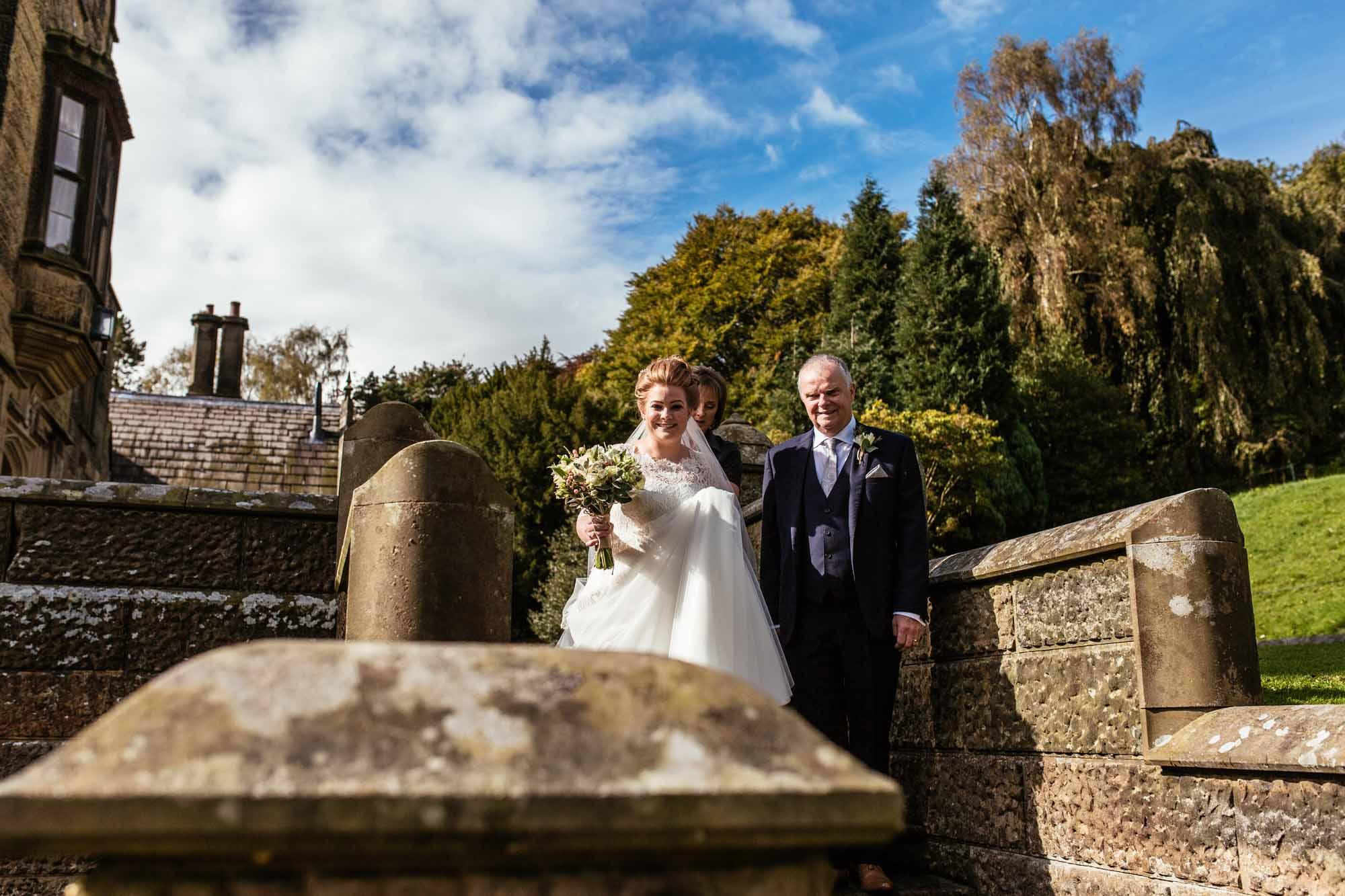 Cressbrook Hall Wedding