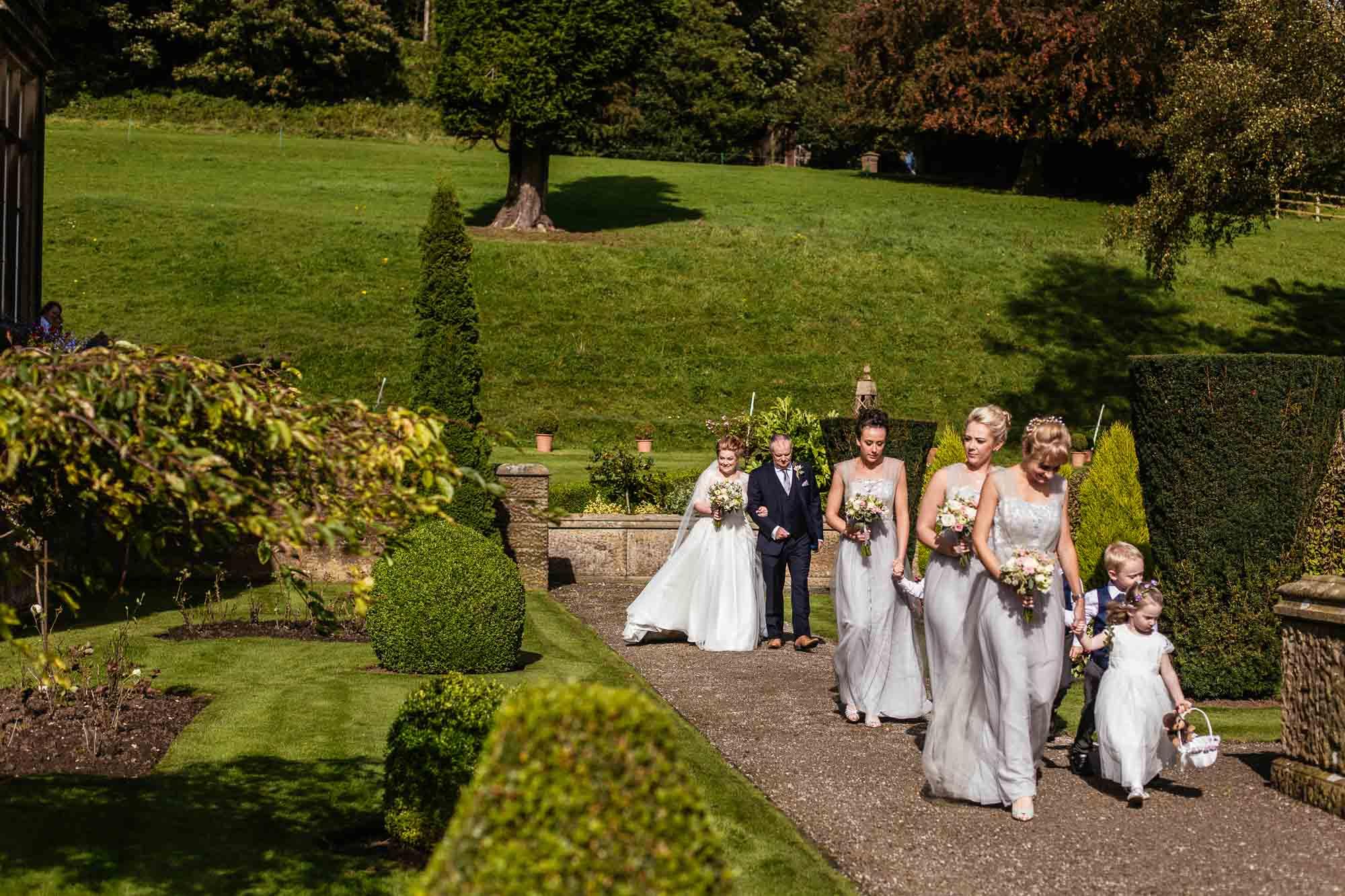 Cressbrook Hall Weddings