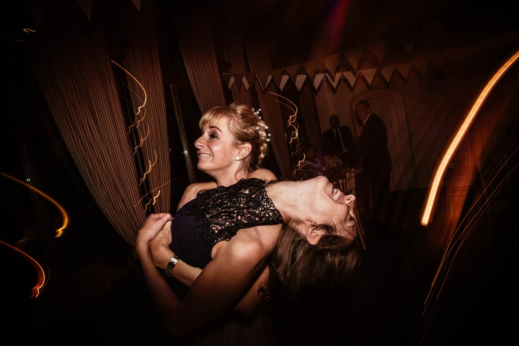 Fun Wedding Photographer Cressbrook Hall