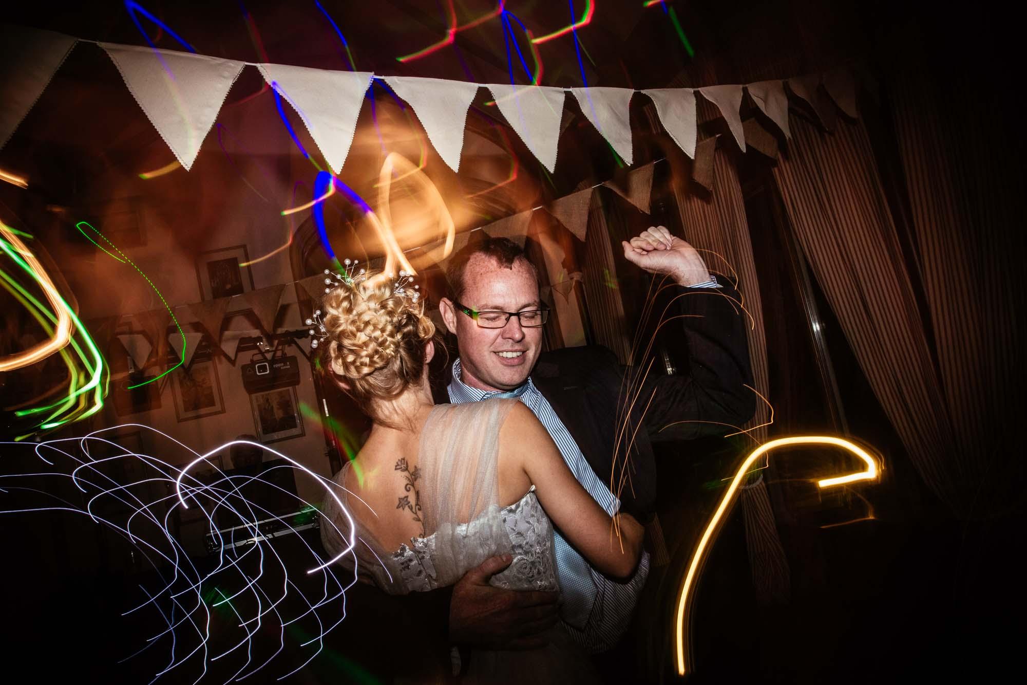 Fun Wedding Photography Cressbrook Hall