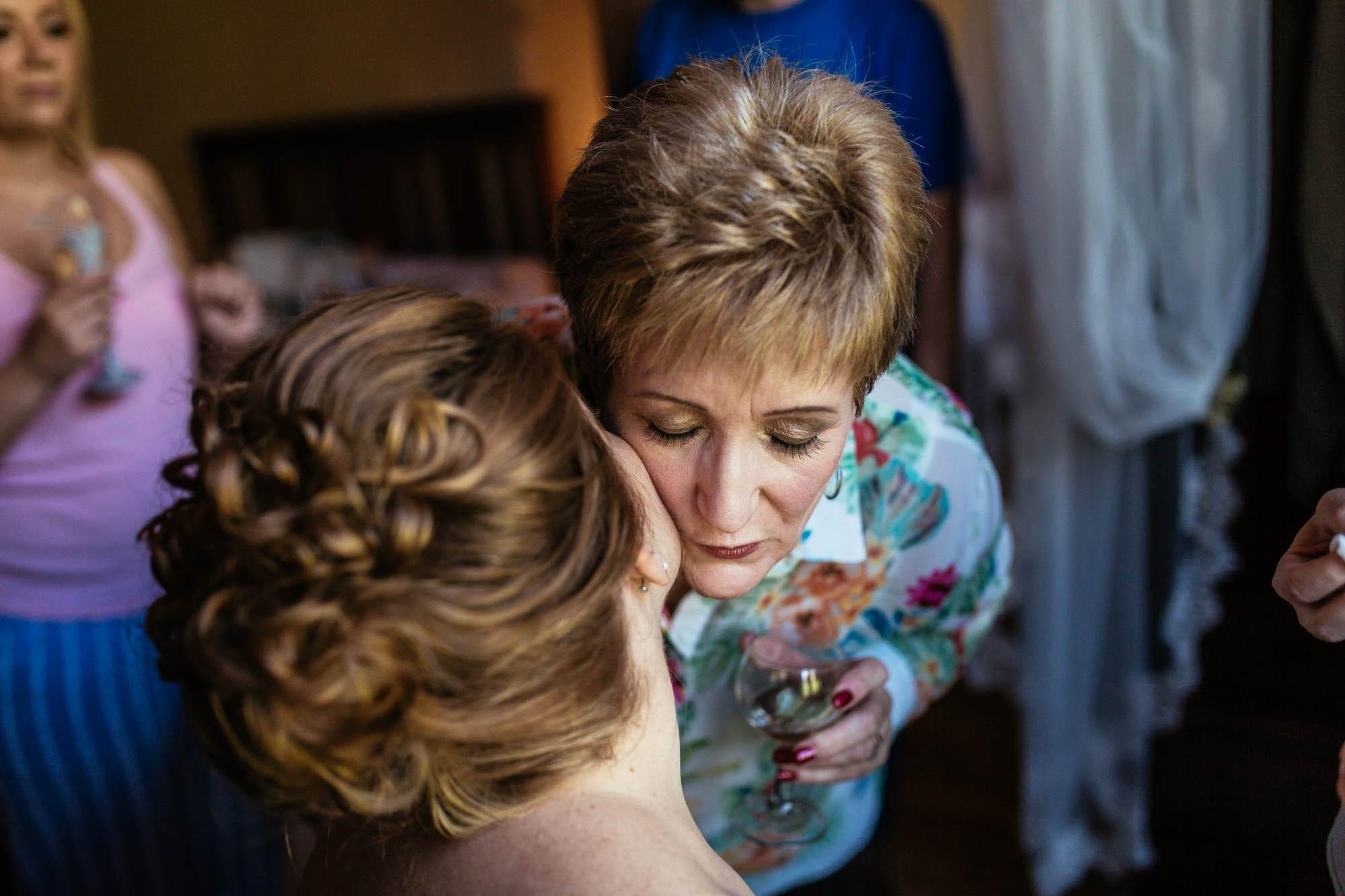Natural Wedding Photographs Cressbrook Hall