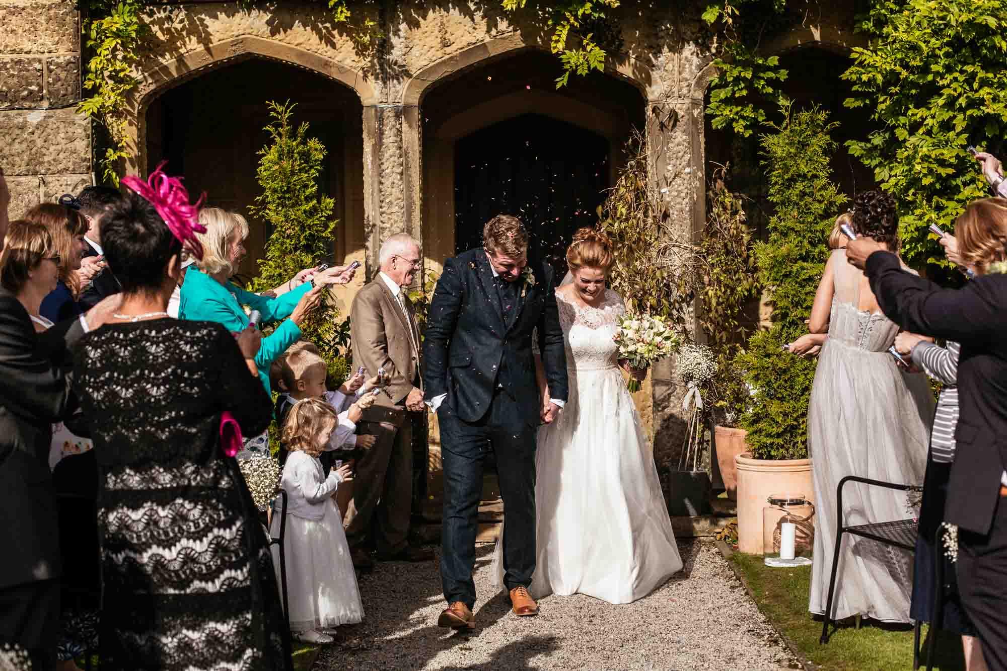 Wedding Cressbrook Hall