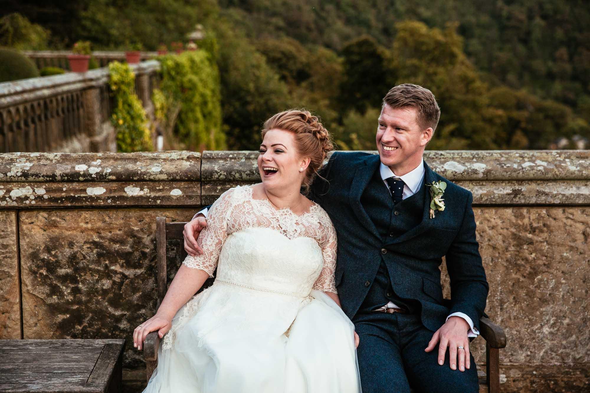 Wedding Photographer Cressbrook Hall