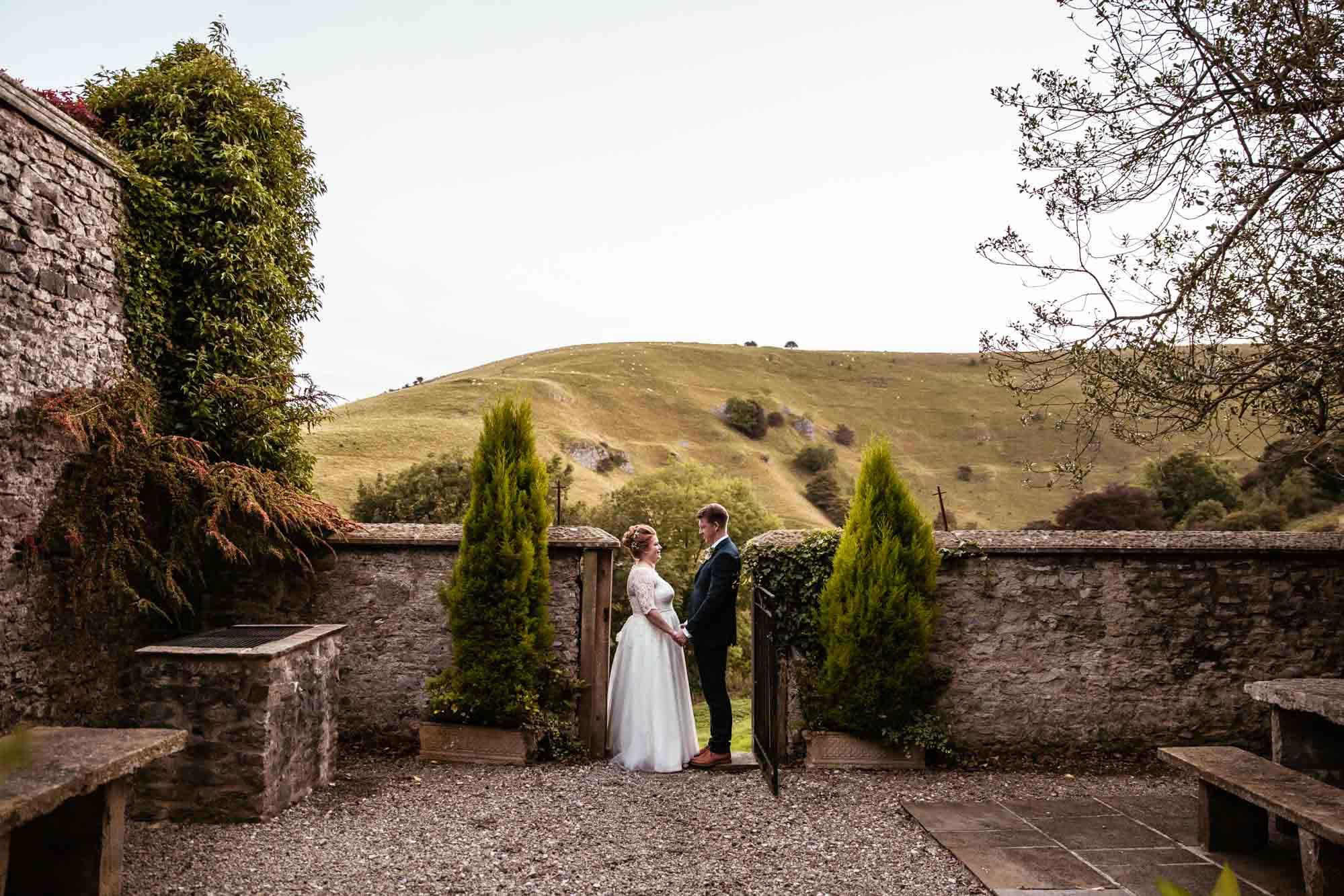 Wedding Photographs Cressbrook Hall