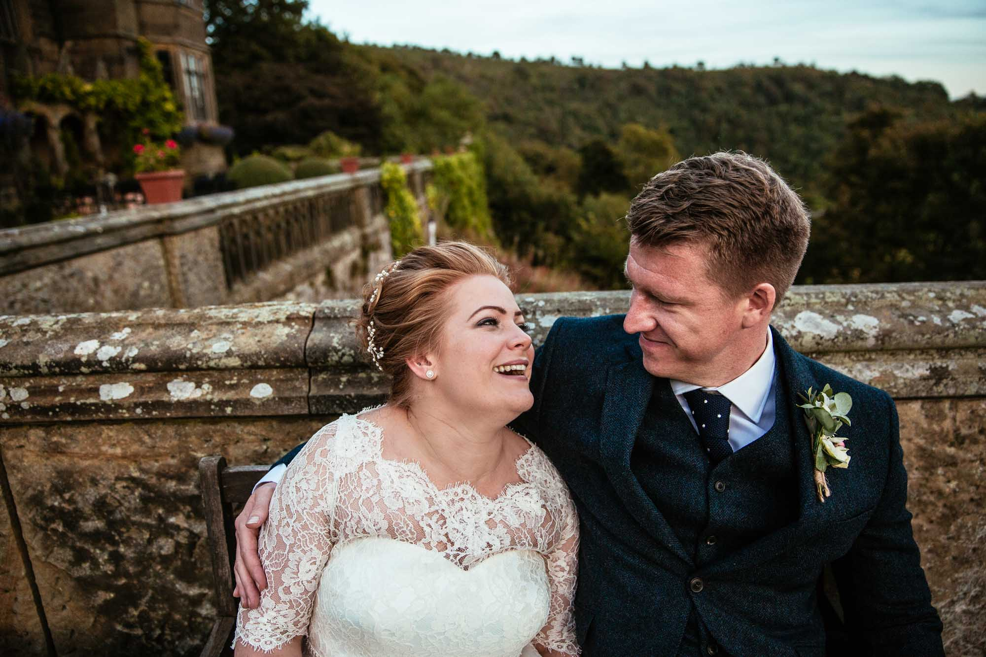 Wedding Photography Cressbrook Hall