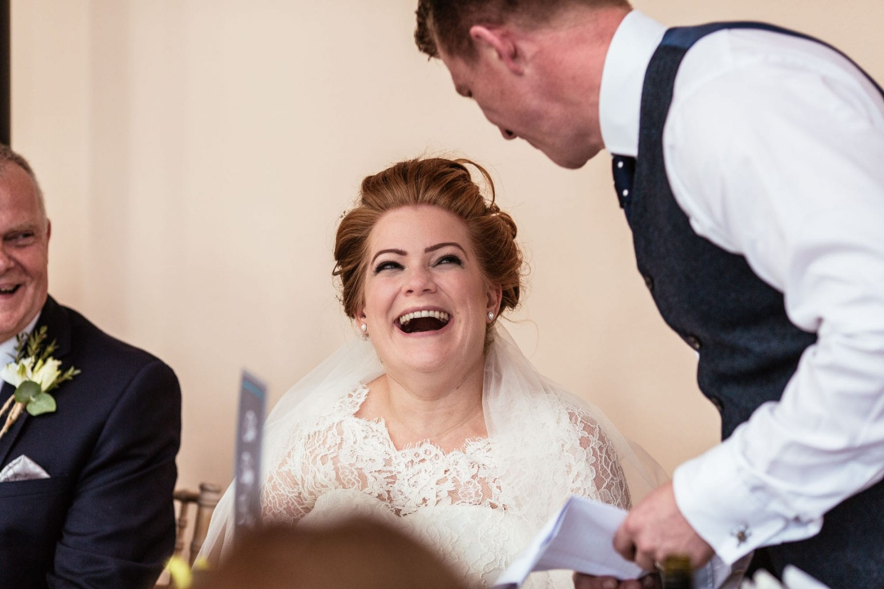 Wedding Reception Cressbrook Hall