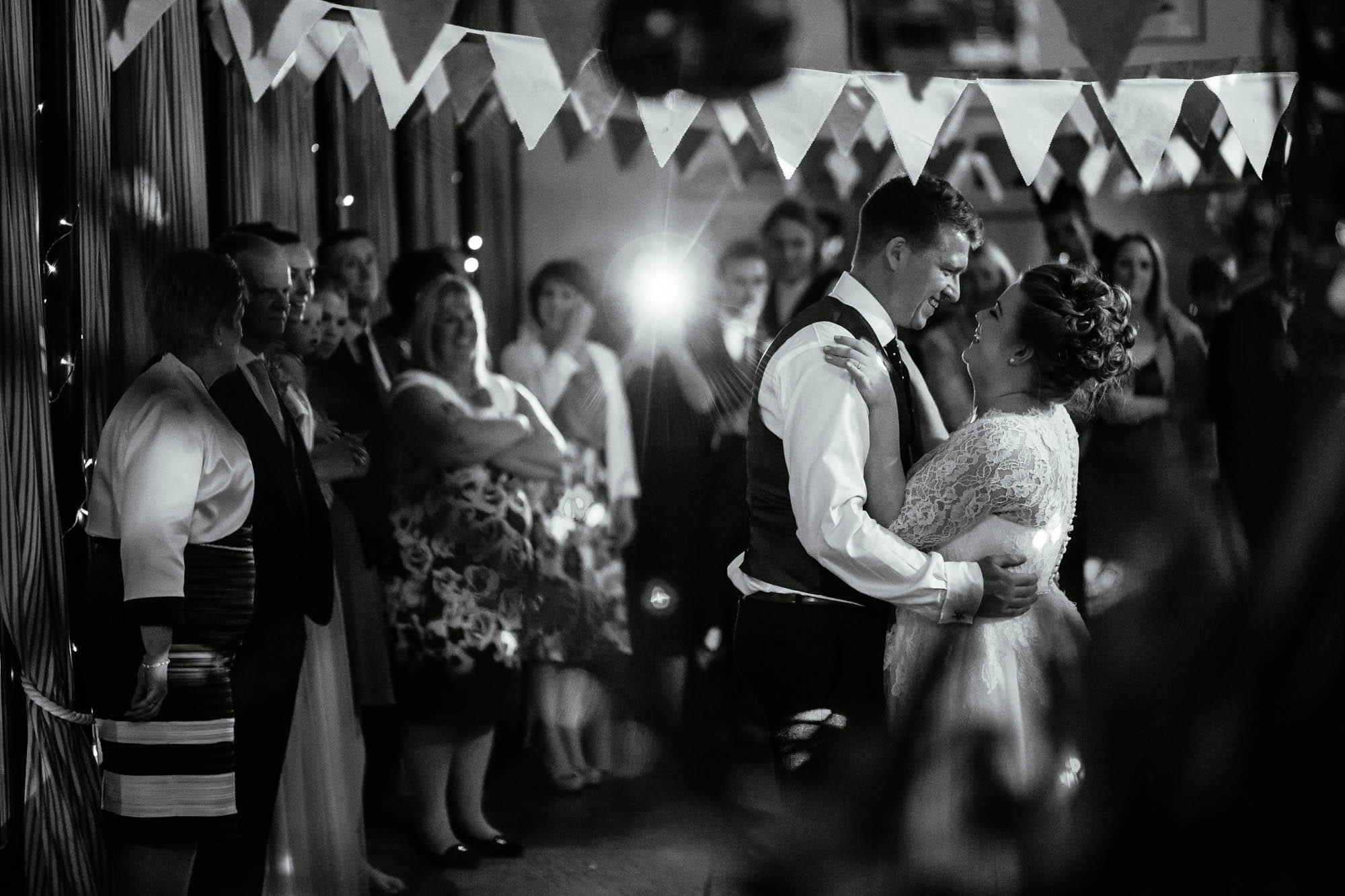Wedding Reception Photo Cressbrook Hall