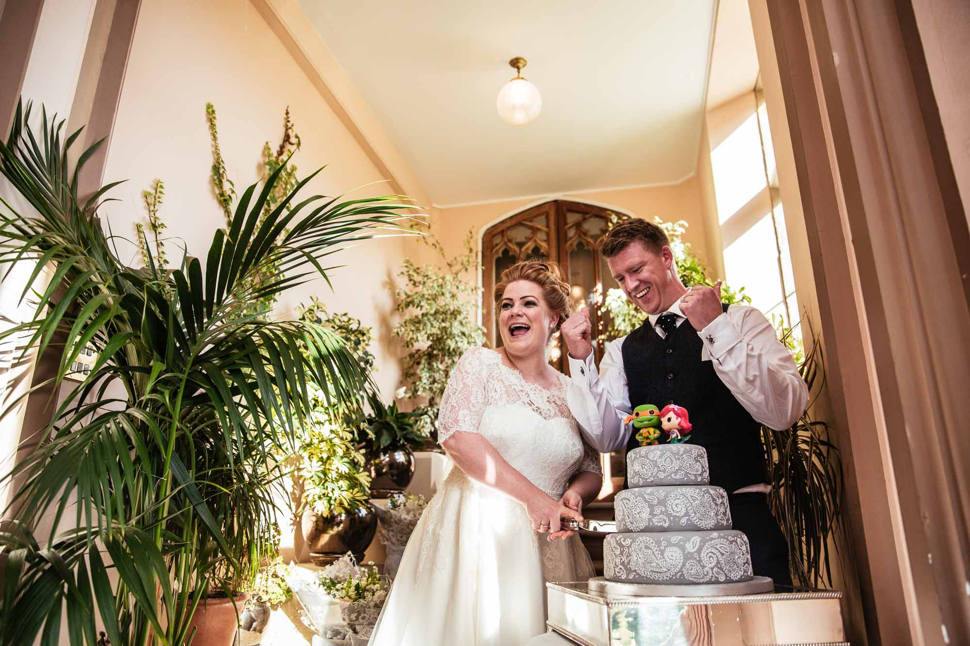 Wedding Reception Photos Cressbrook Hall