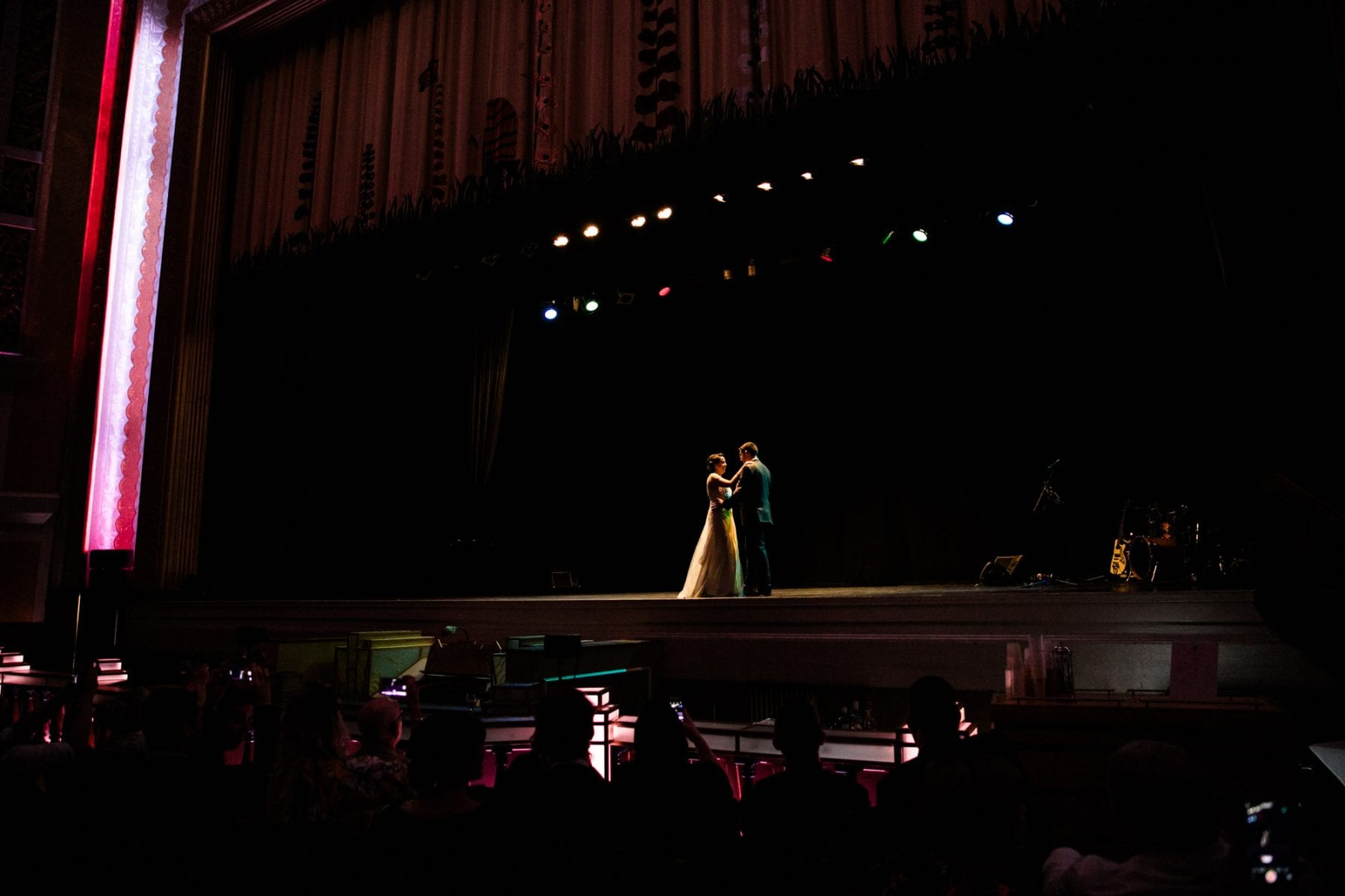 First Dance Stockport Plaza Wedding