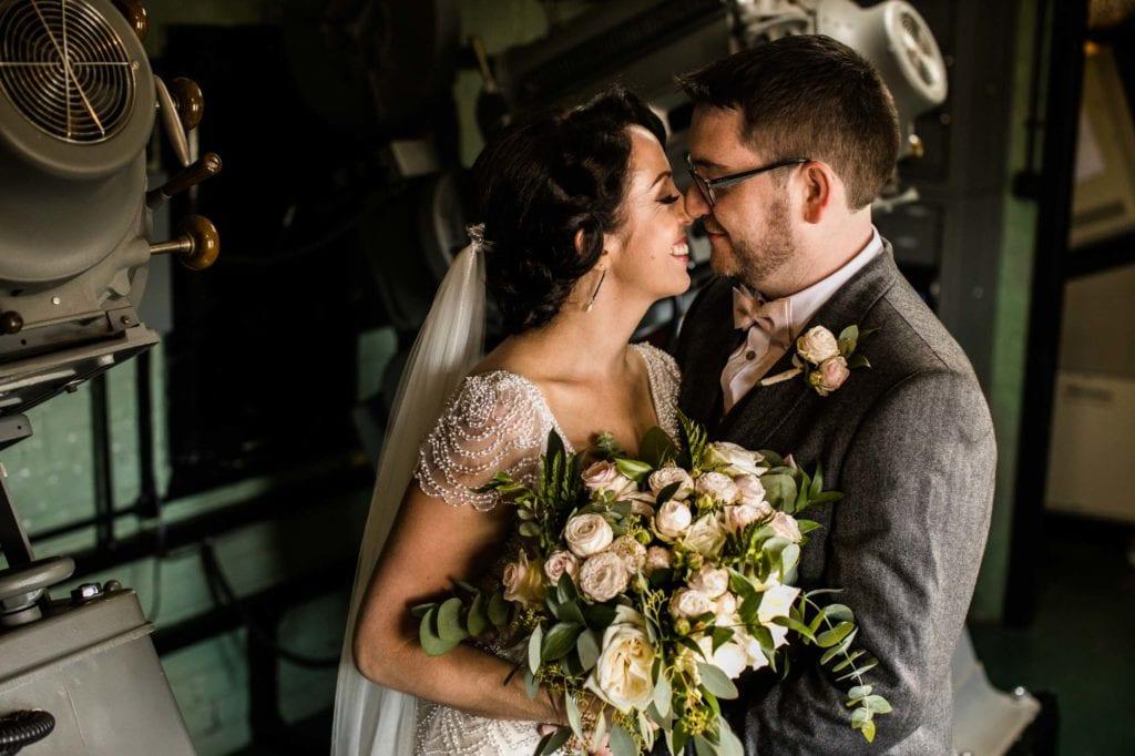 Stockport Plaza Vintage Wedding Photographs