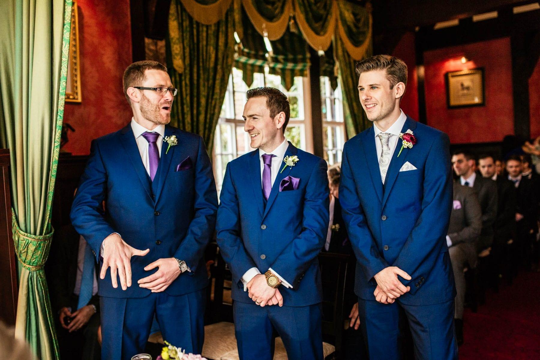 Wedding Photos Mere Court Hotel