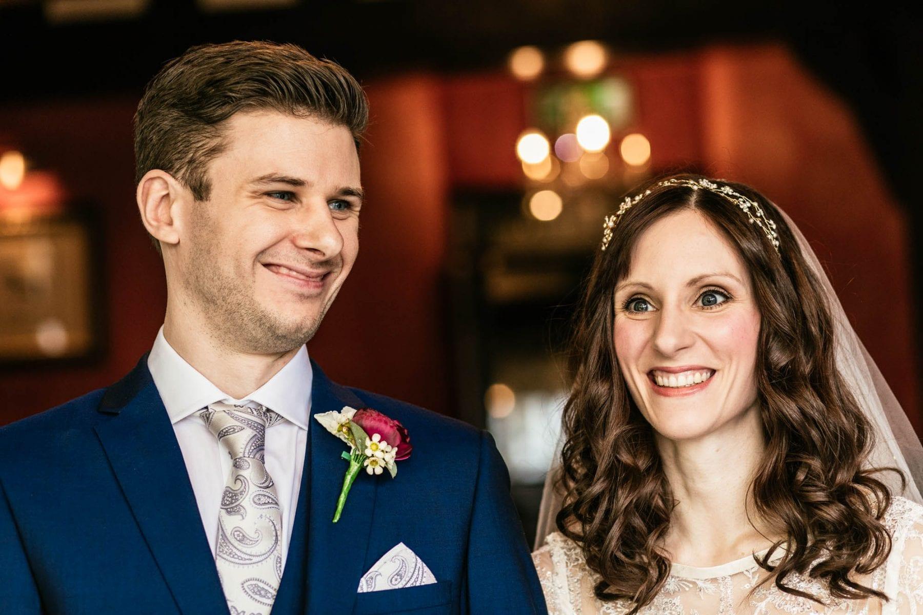 Wedding Ceremony Photographs Mere Court Hotel