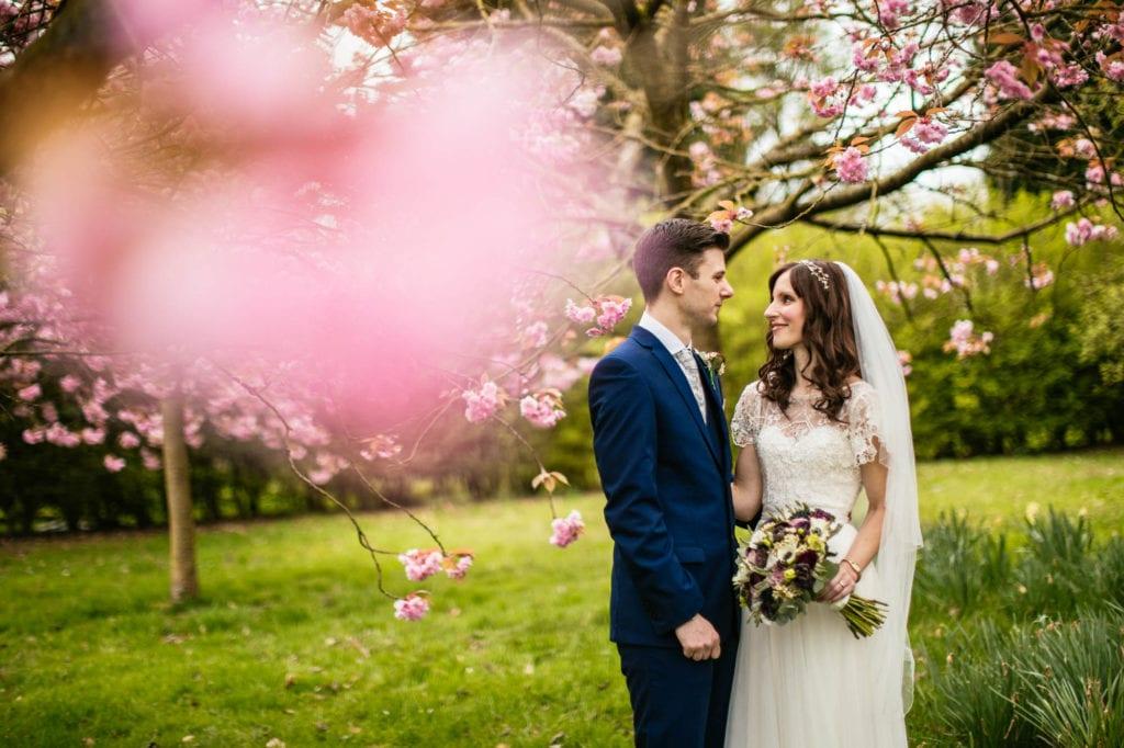 Mere Court Hotel Wedding Photos