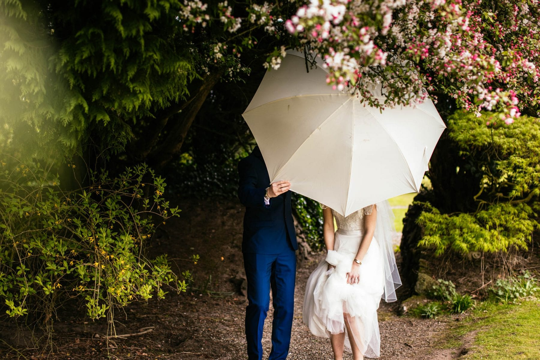 Fun Wedding Photographs Mere Court Hotel