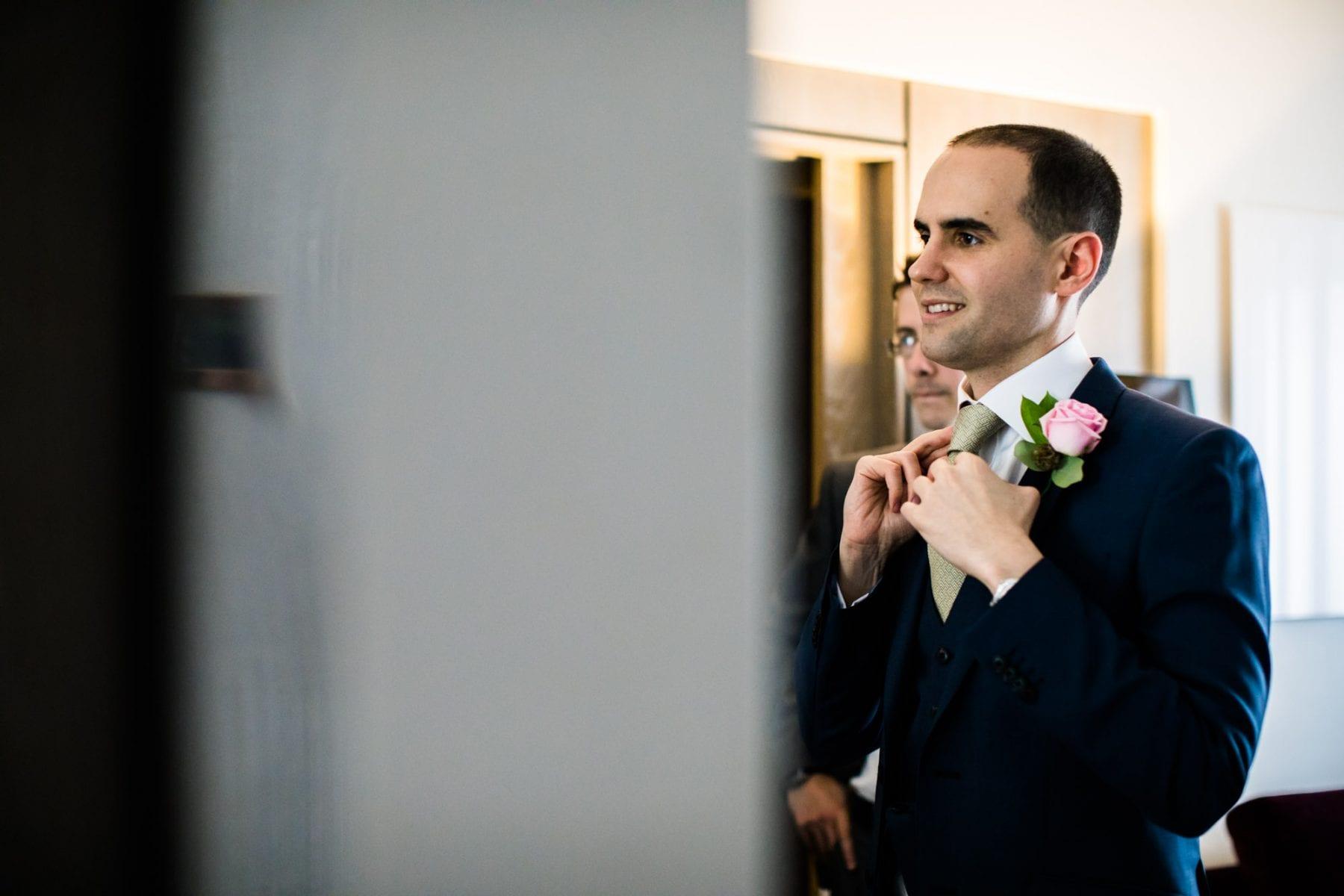 Natural Wedding Photos Malmaison London