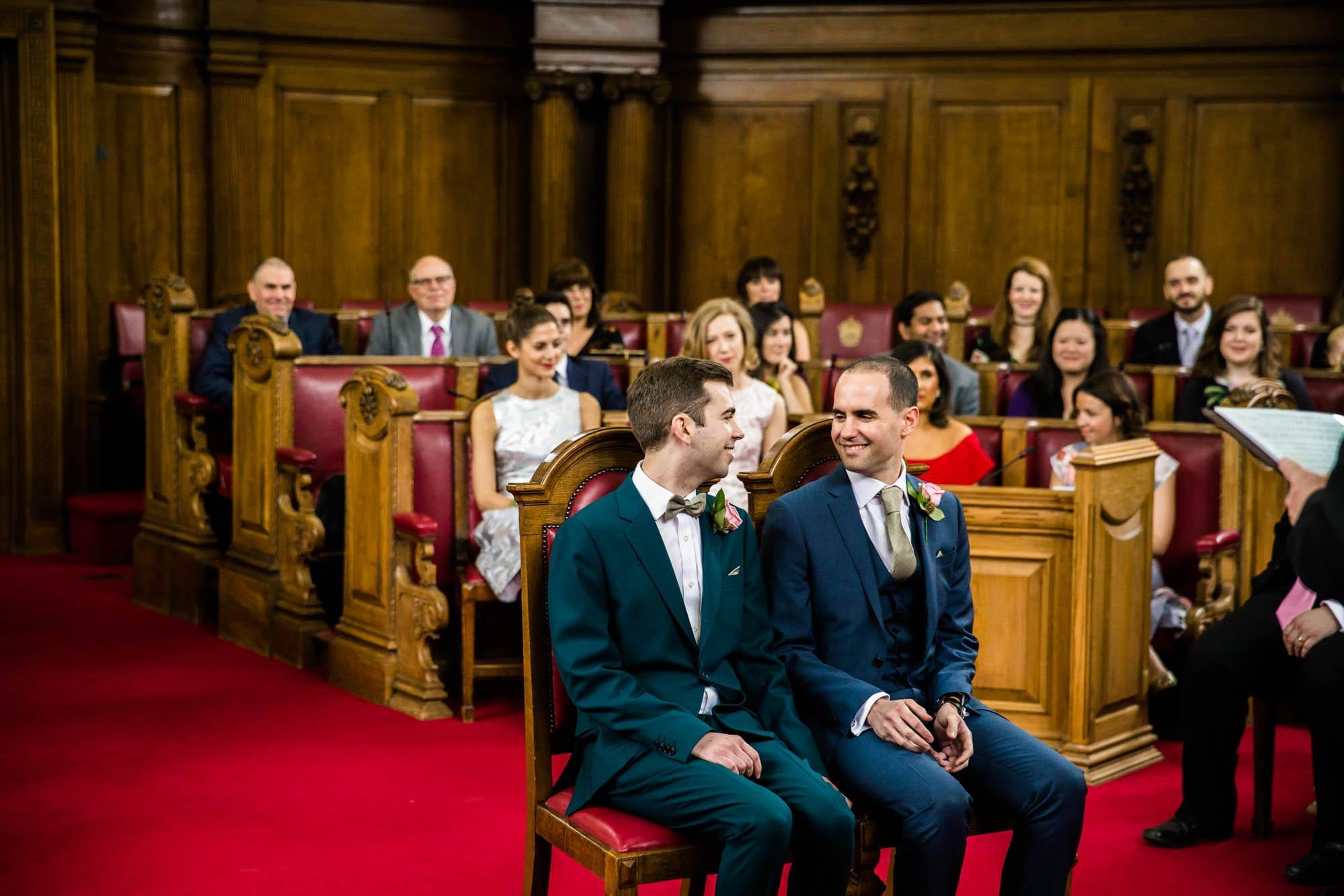 Islington Town Hall Wedding Ceremonies