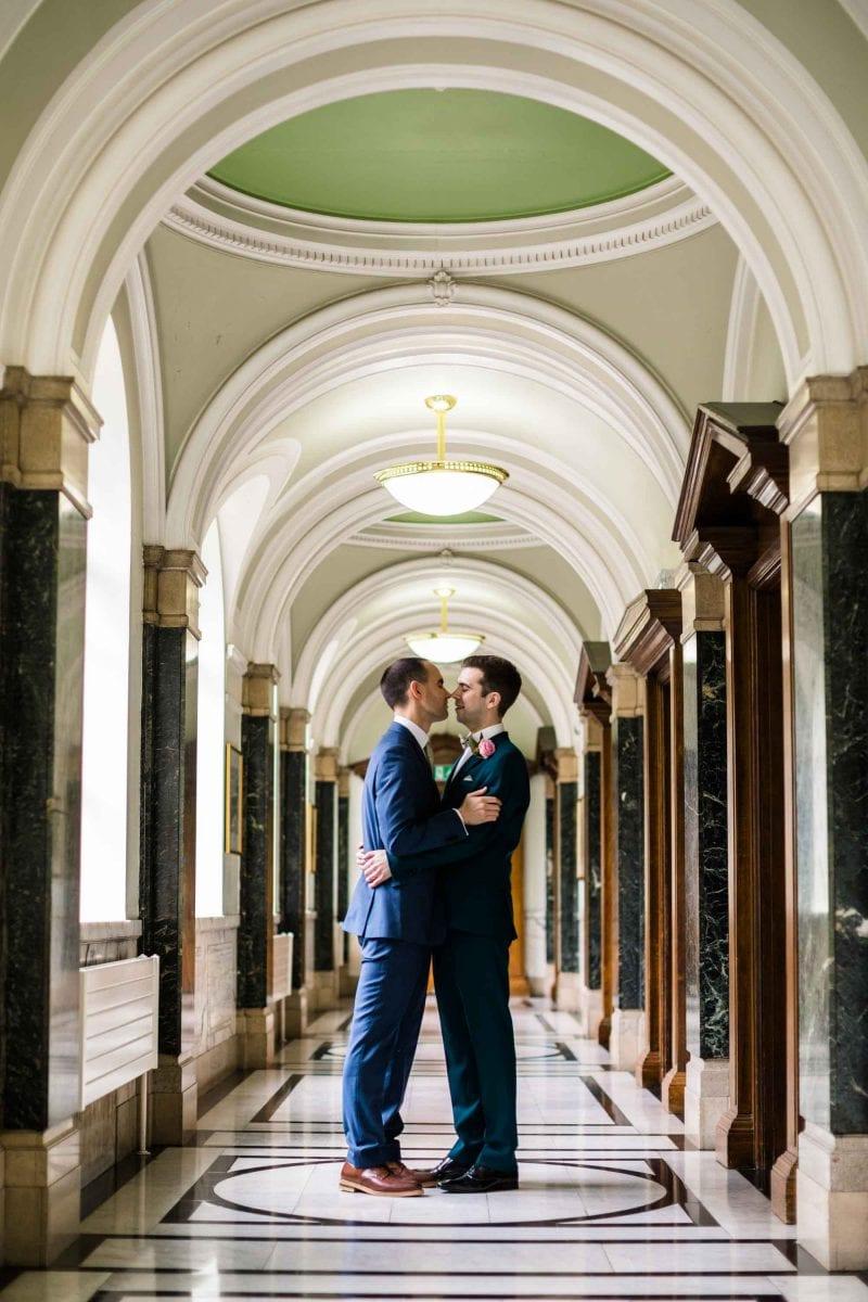 Islington Town Hall Real Wedding