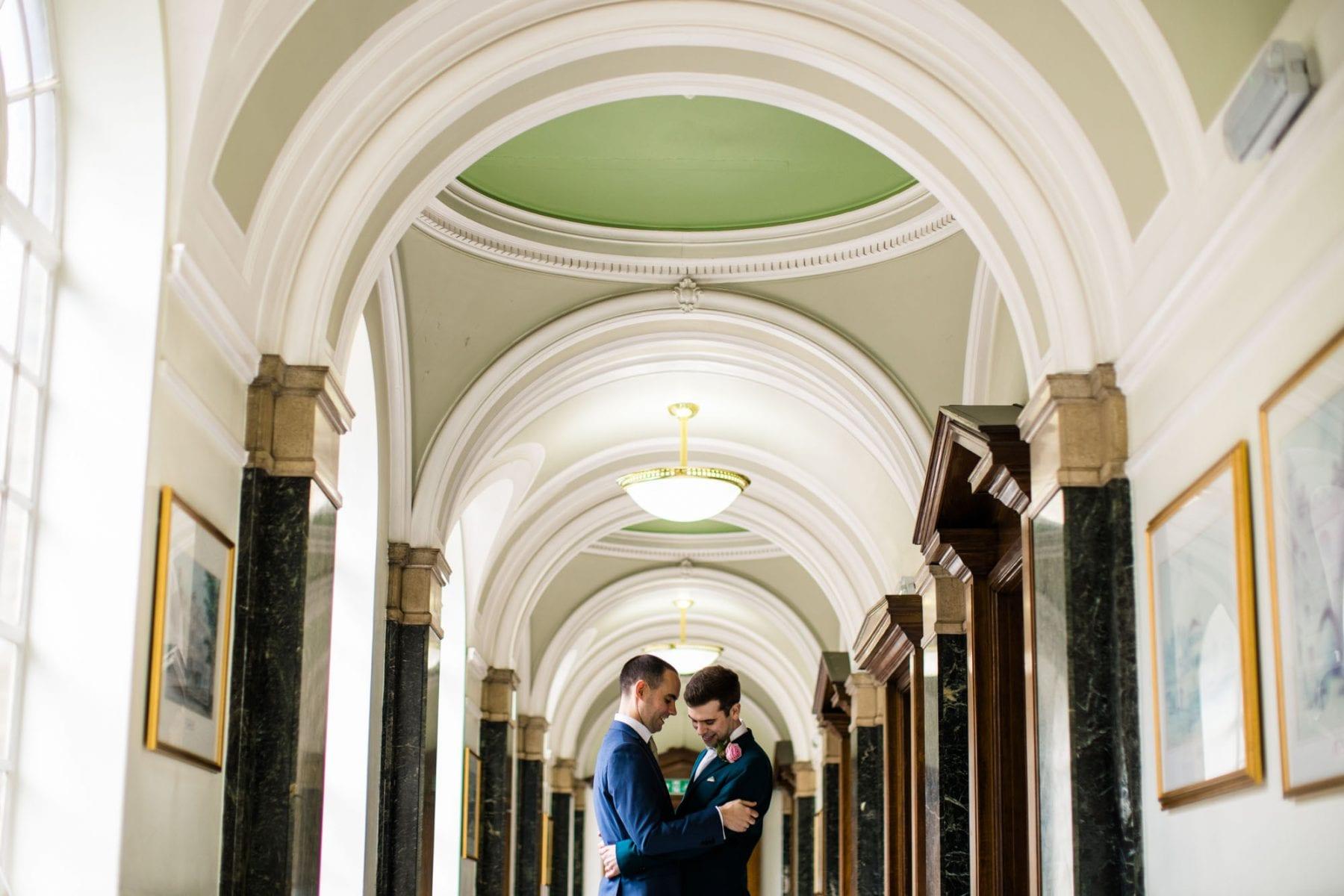 Islington Town Hall Same Sex Wedding