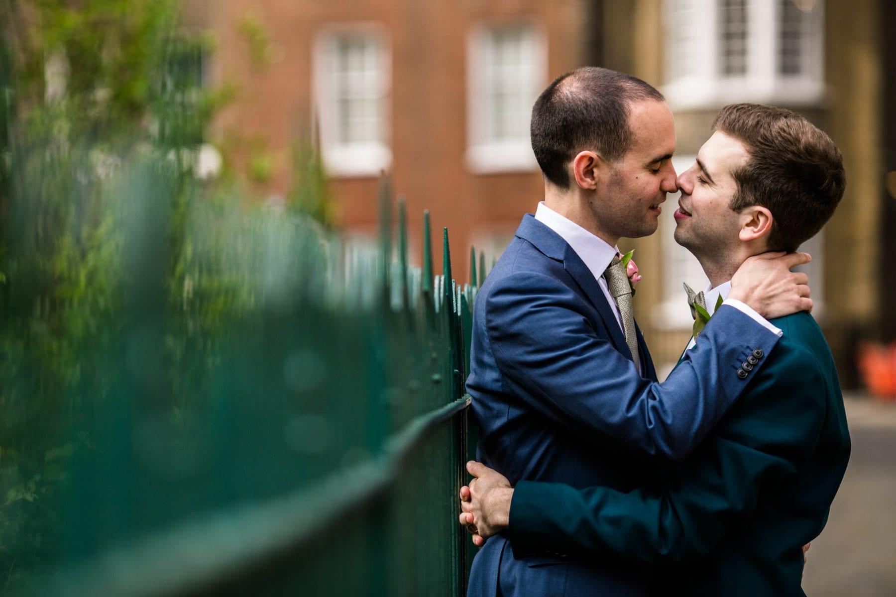 Colourful Wedding Photography Malmaison London