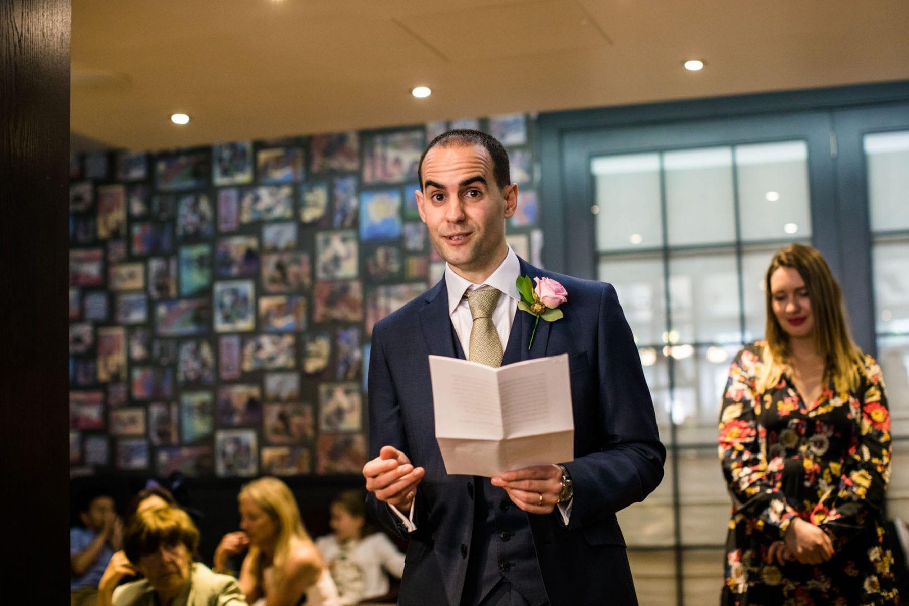 Real Wedding Photos Malmaison London