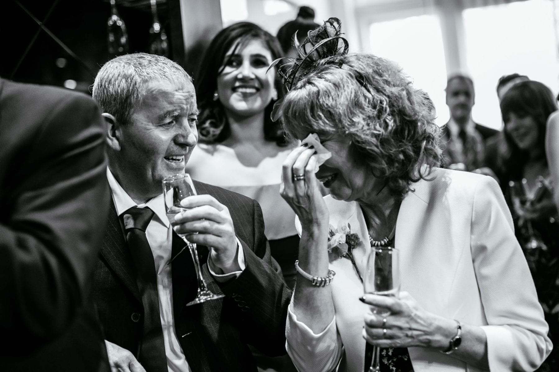 Natural Wedding Photography Malmaison London