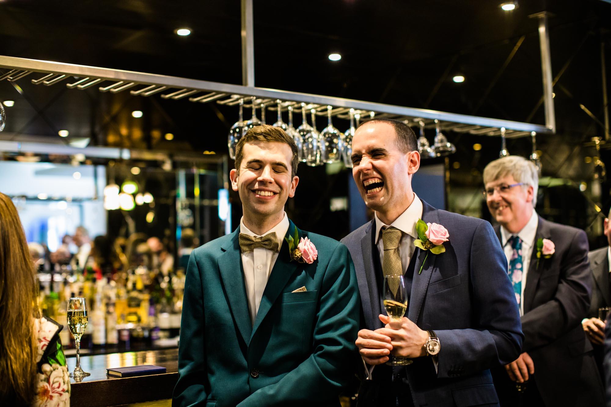 Natural Wedding Photographs Malmaison London