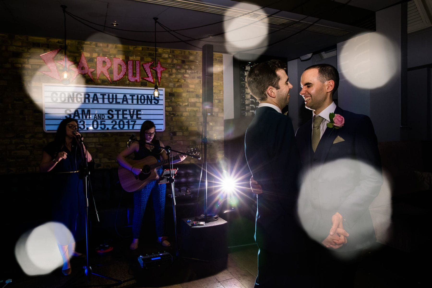 Fun Wedding Photographer Malmaison London