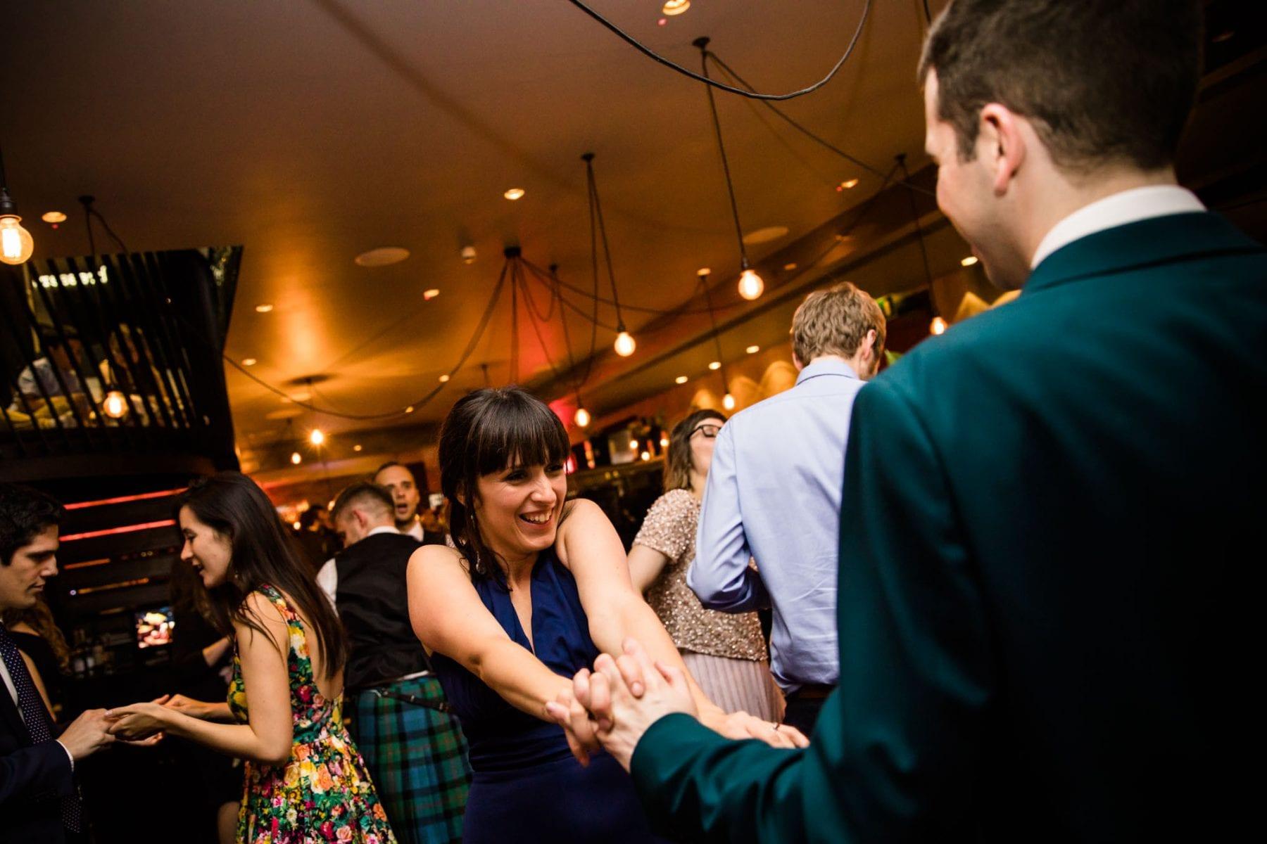 Malmaison London Fun Wedding Photographer